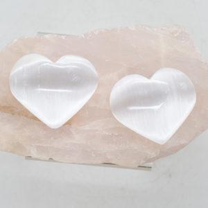 Selenite Heart (1)