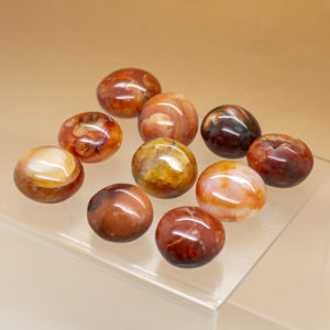 Carnelian Tumbled Stone (1)