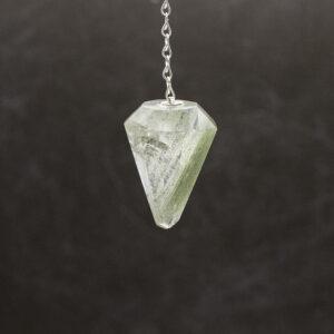 Chlorite And Quartz Pendulum (1)