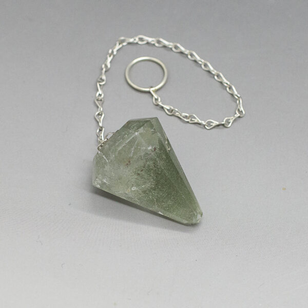 Chlorite And Quartz Pendulum (2)