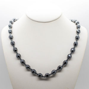 Heamatite Necklace Magnetic