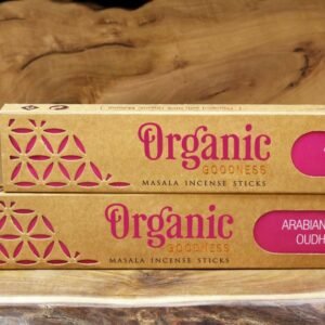 Arabian Oudh Incense