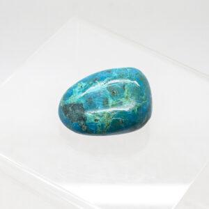 chrysocolla malachite hand stone (1)