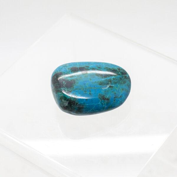 chrysocolla malachite hand stone (4)