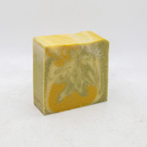lemon myrtle eucalyptus soap