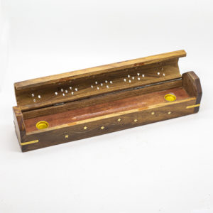 wood hut incense burner (2)